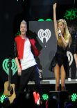 Ariana Grande Performs at 93.3 FLZ