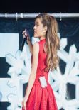 Ariana Grande Performs at B96 Pepsi Jingle Bash in Chicago - December 2013