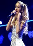 Ariana Grande - Y100 Jingle Ball in Miami - December 2013