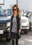 Ashley Tisdale Street Style - Shopping in Beverly Hills - December 2013