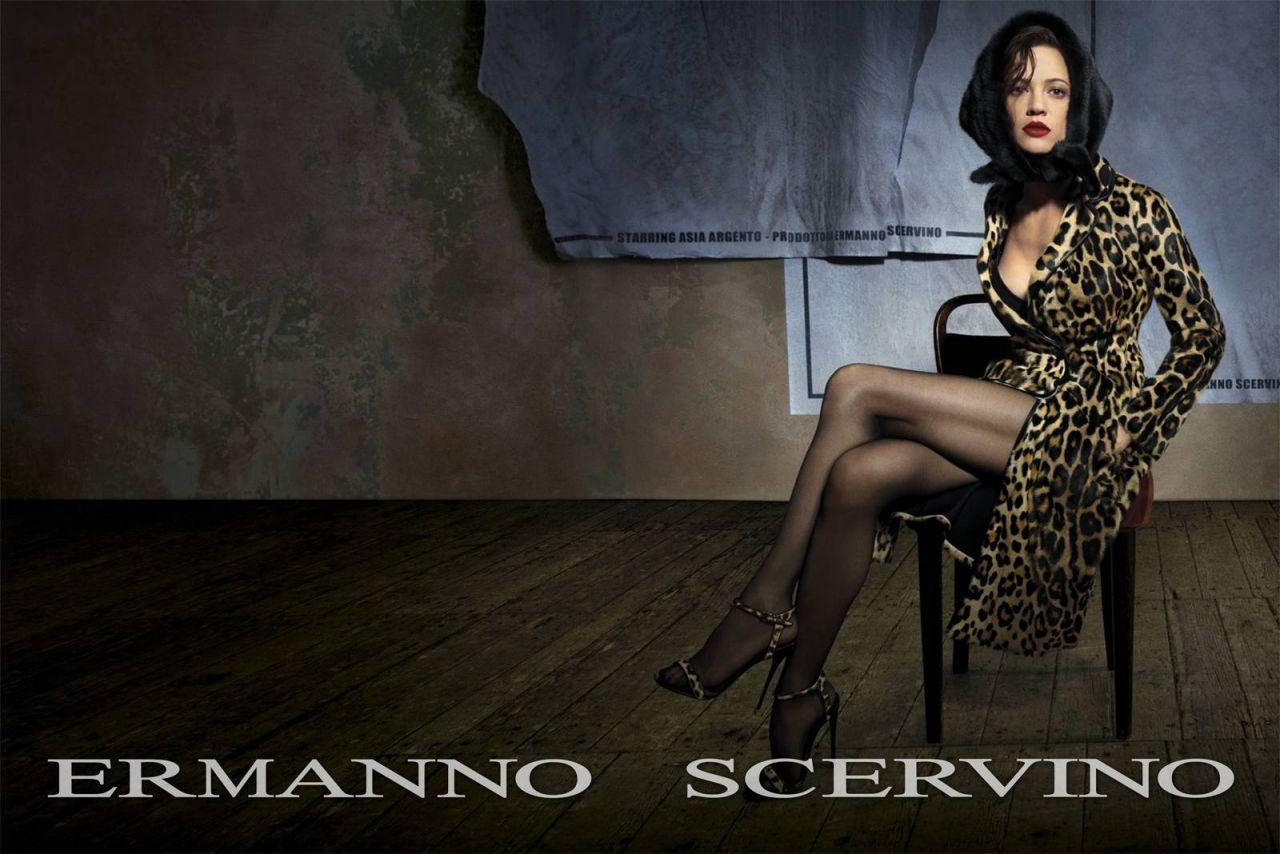Asia Argento - Ermanno Scervino F/W 2013/2014