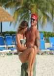 Audrina Patridge in a Bikini - Aruba September 2013