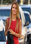 Audrina Patridge Street Style - Los Angeles - December 2013