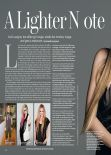 Avril Lavigne - ALLURE Magazine - January 2014 Issue