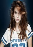 Barbara Palvin Photoshoot for Replay 2013 Collection