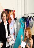 Bella Thorne & Dani Thorne - Meeting for Sherri Hill Collection in Hollywood - December 2013
