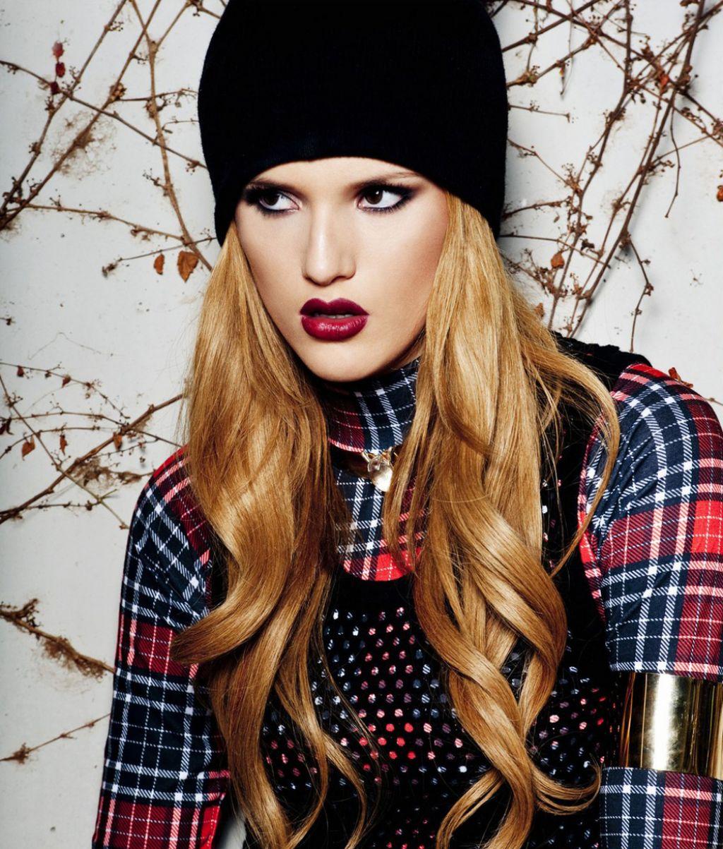 Bella Thorne Photoshoot - Justin Campbell 2013 • CelebMafia