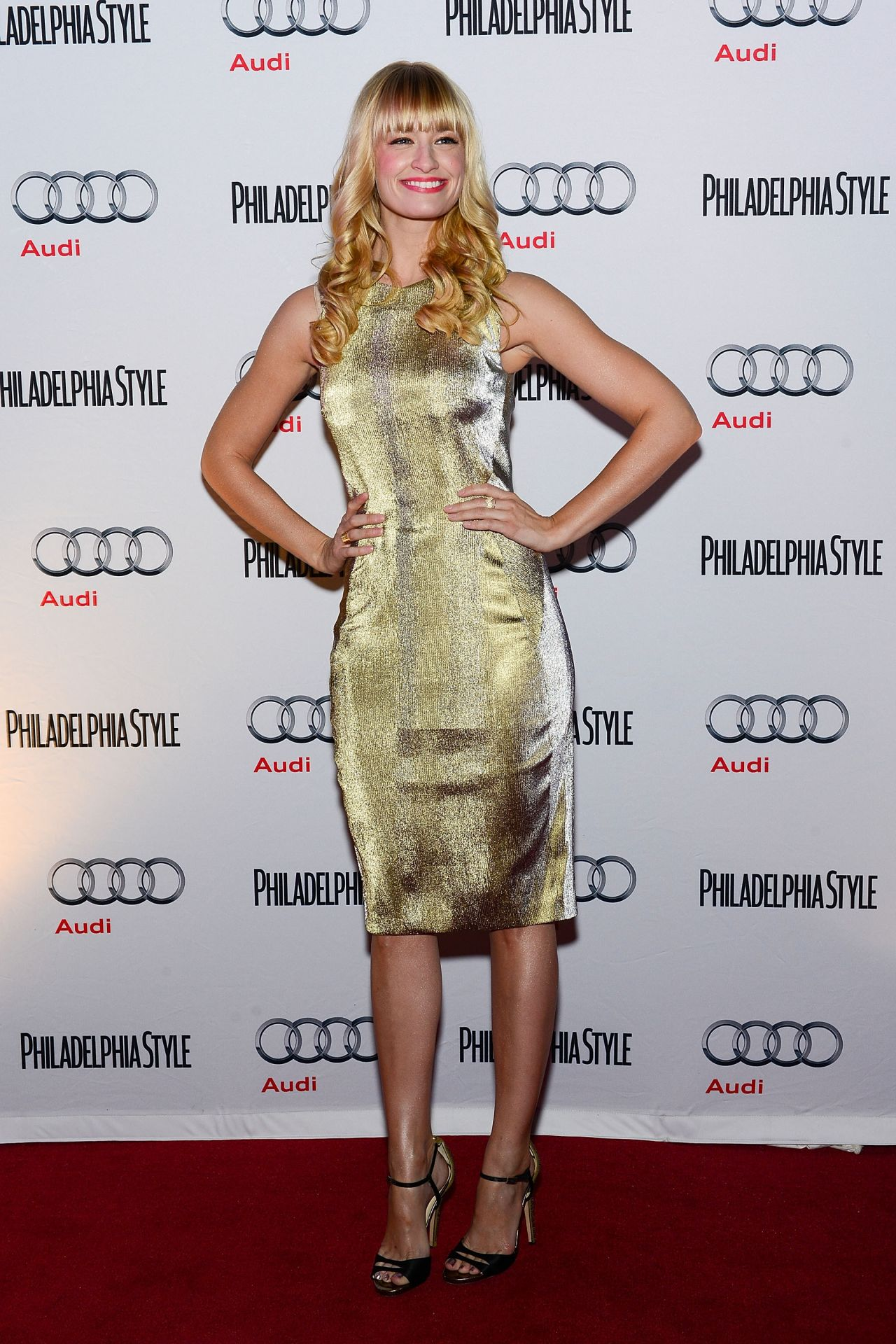 Beth Behrs - PHILADELPHIA STYLE Magazine Holiday Cover Event in Philadelphia - December 2013