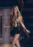 Beyonce at Mrs. Carter World Tour in Vancouver - November 2013