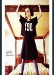 Brandi Cyrus - NATIONALIST Magazine - 2013 December Issue