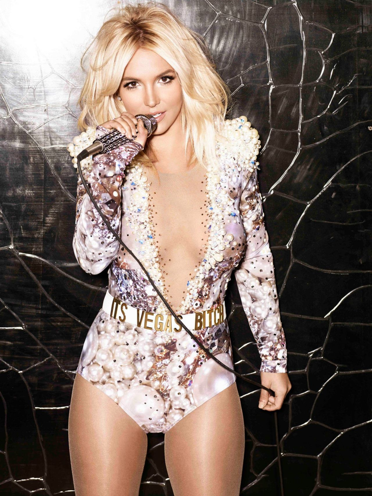 Britney Spears Photoshoot By Randee St Nicholas 2013
