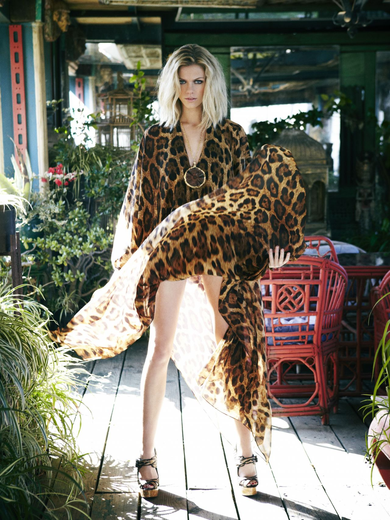 Brooklyn Decker Photoshoot by Erez Sabag Photoshoot