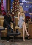 Brooklyn Decker - The Tonight Show with Jay Leno - Burbank, December 2013