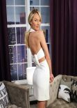 Candice Swanepoel - The Lowdown with Diana Madison in Los Angeles - December 2013