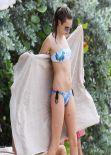 Cara Delevigne in a Bikini in Barbados - December 25, 2013 - Part 1