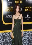 Carla Gugino Attends AMERICAN HUSTLE Movie Premiere in New York - December 2013