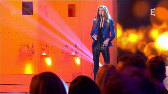 Celine Dion - Love me back to life (LIVE VIVEMENT DIMANCHE) Video