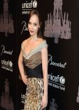 Christina Ricci Attends The 9th Annual UNICEF Snowflake Ball in New York City