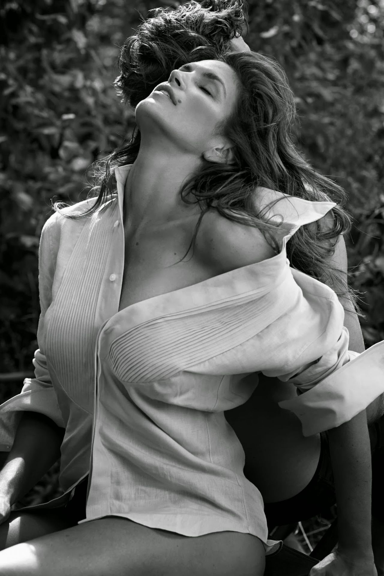 Cindy Crawford Photoshoot by Sebastian Faena - V - Winter 2013