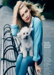 Claire Danes - GLAMOUR Magazine - January 2014 Issue