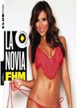 Claudia Alan - FHM Magazine (Spain) - January 2014 Issue
