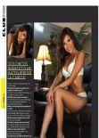 Claudia Alan - FHM Magazine (Spain) - January 2014 Issue