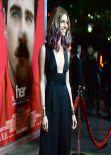 Dawn Olivieri at HER Movie Premiere in Los Angeles