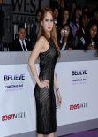 Debby Ryan at Justin Bieber's Believe – World Premiere – December 2013