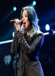 Demi Lovato Performs at Y100 Jingle Ball in Miami