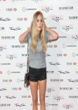 Diana Vickers Shows Off Endless Legs - Marie Claire 25th Anniversary in London, September 2013