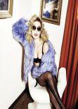 Dianna Agron - Sexy Photoshoot For GALORE Magazine