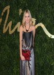 Donna Air Red Carpet Photos - The British Fashion Awards 2013 in London