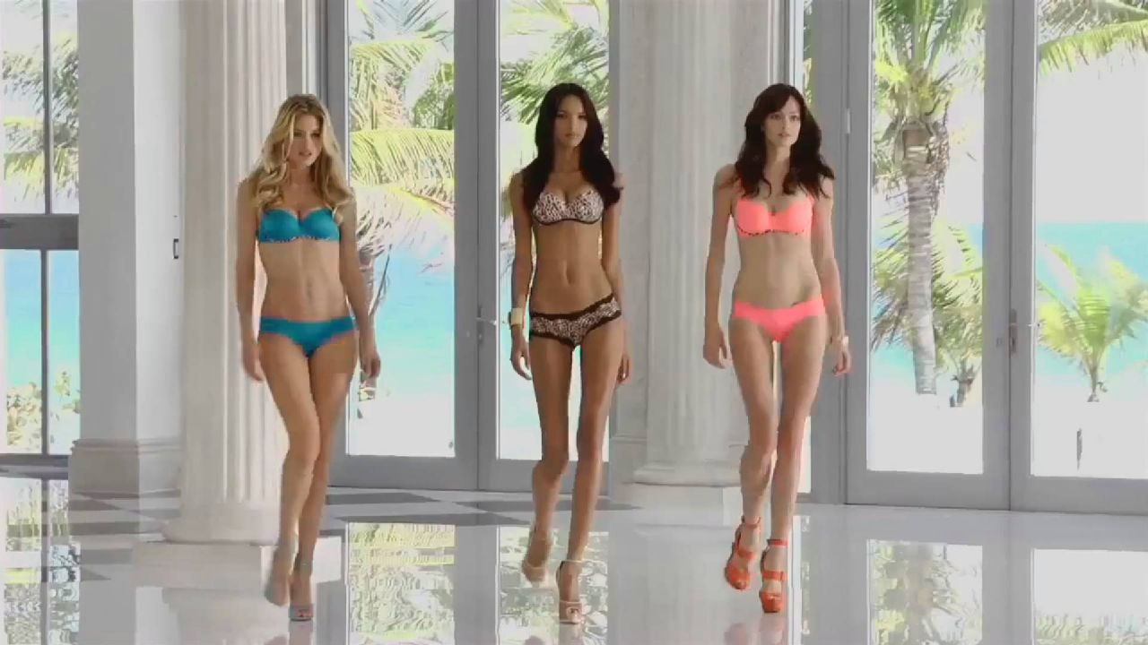 Doutzen Kroes ,Lindsay Ellingson and Lais Ribeiro Sexy PhotoShoot - December 2013