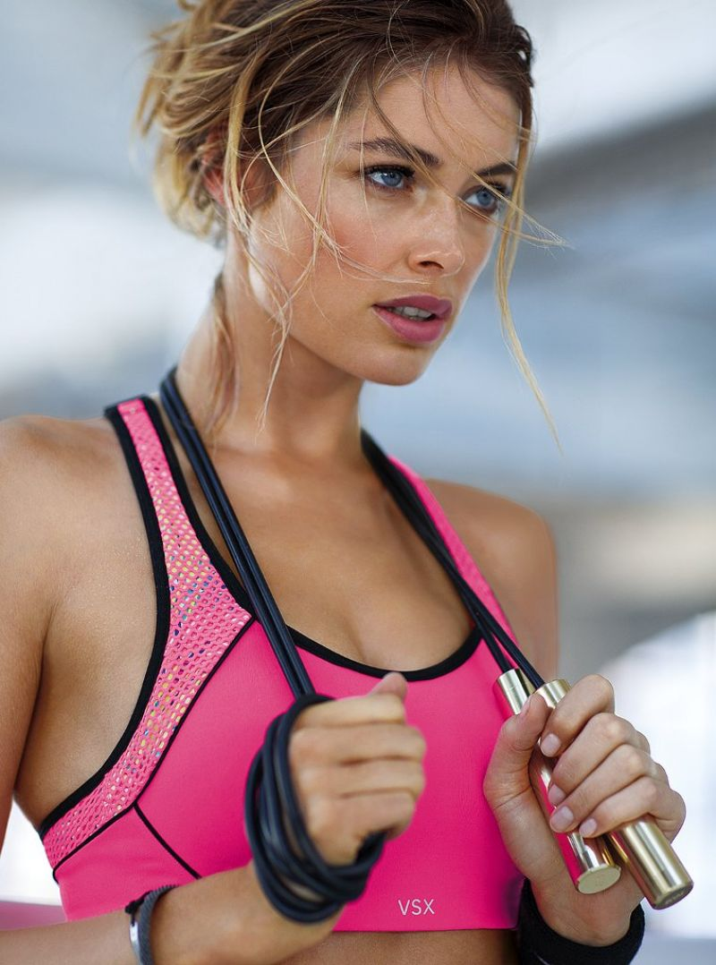 Doutzen Kroes Photoshoot - Victoria