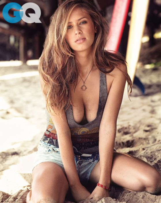 Dylan Penn - GQ Magazine - January 2014 Issue
