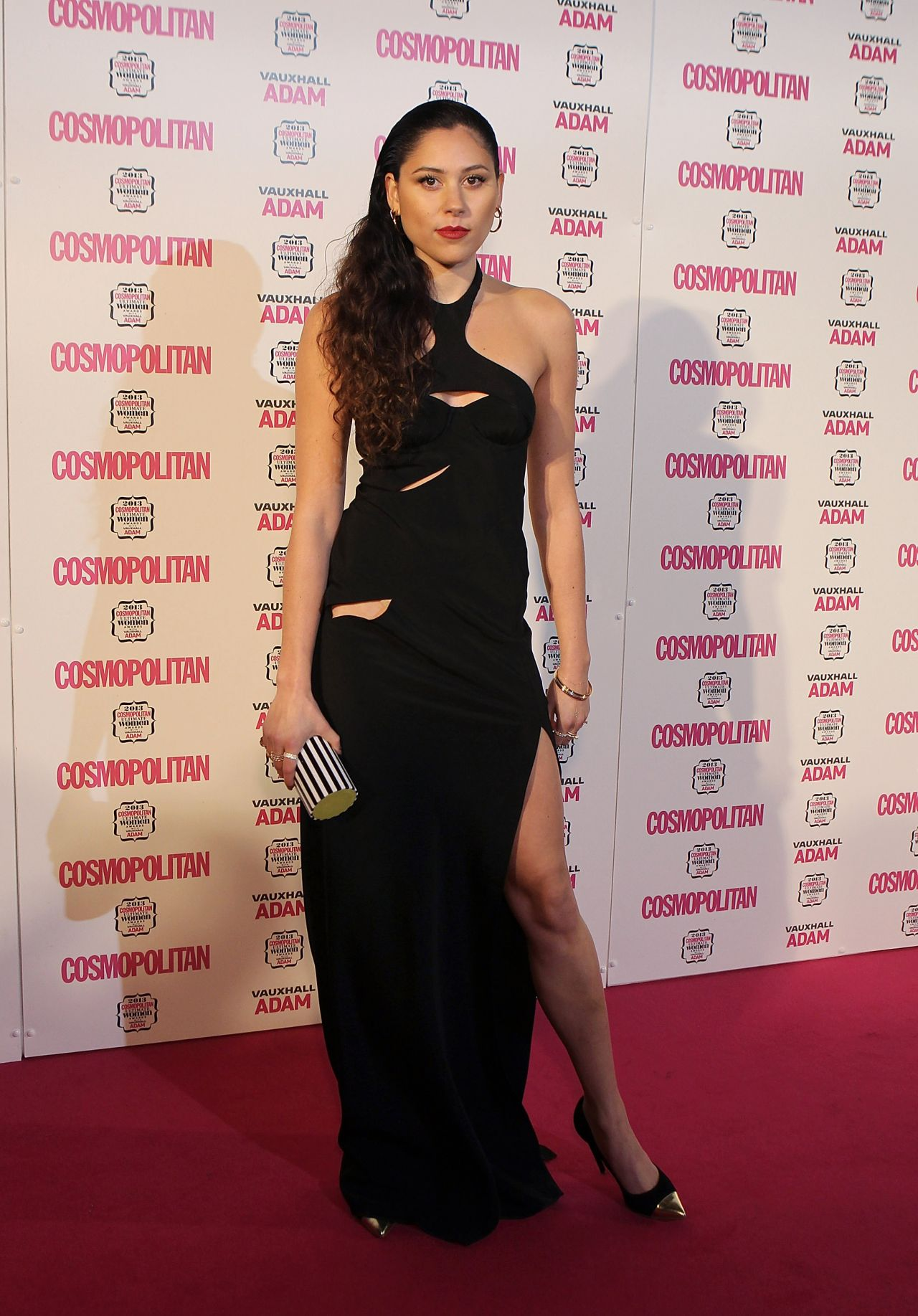 Eliza Doolittle - Cosmopolitan Ultimate Women of The Year Awards in London - Dec. 2013