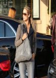 Elizabeth Berkley Street Style - Barneys New York in Beverly Hills