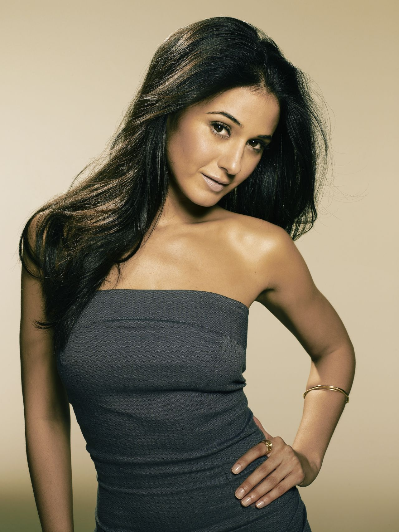 Emmanuelle Chriqui Photoshoot by James Dimmock - Year 2013