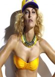 Federica Fontana - MAXIM Magazine  - July 2013 Issue