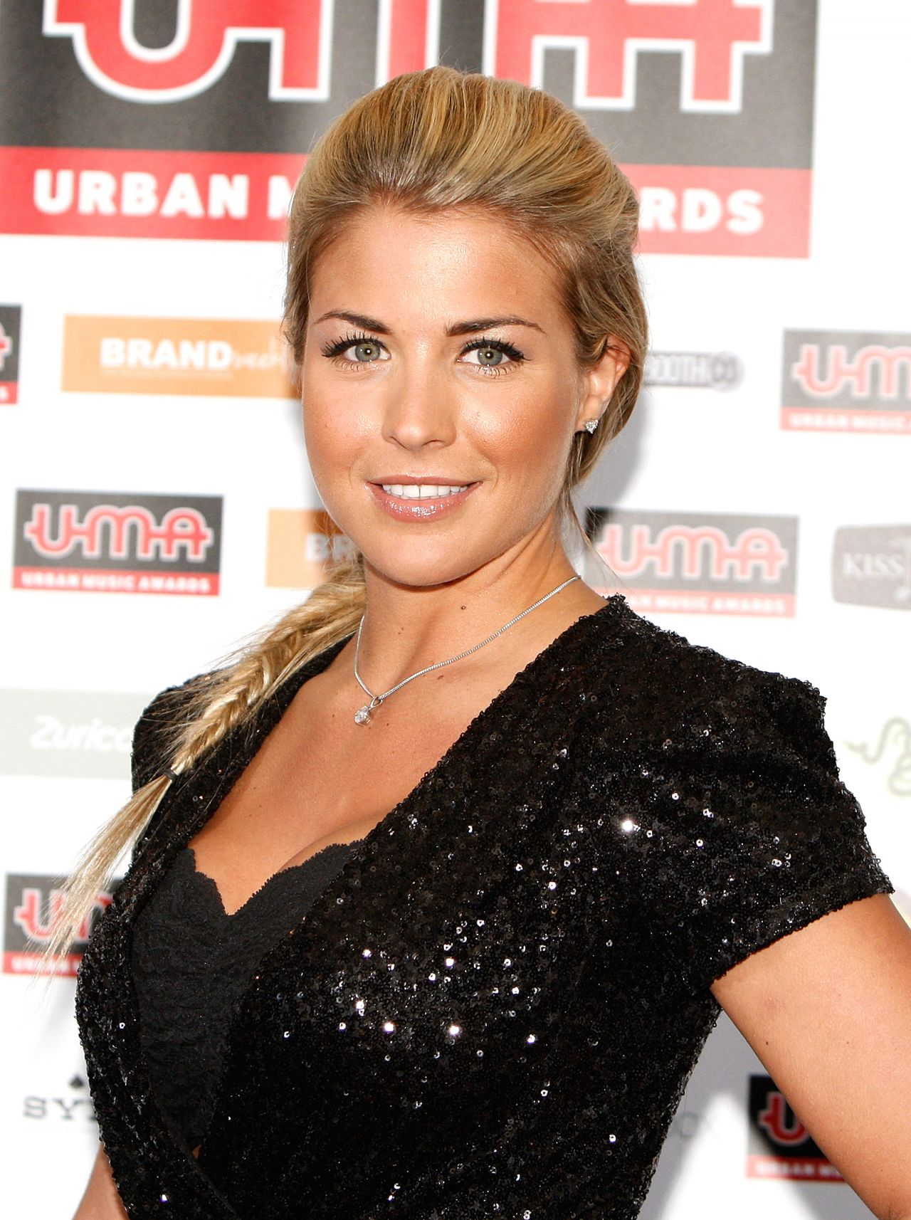 Gemma Atkinson at 11th Annual Urban Music Awards in London - November 2013