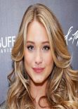 Hannah Davis Attends Buffalo David Bitton Event in New York - December 2013