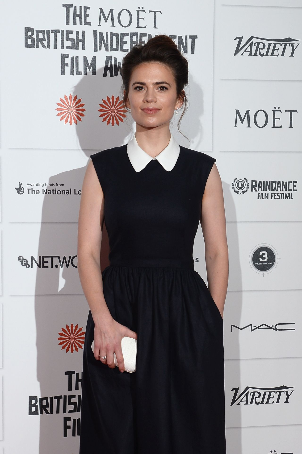 Hayley Atwell Attends 2013 Moet British Independent Film Awards in London - December 2013
