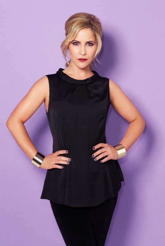 Heidi Range (Sugababes) Photoshoot - Tu for Sainsbury