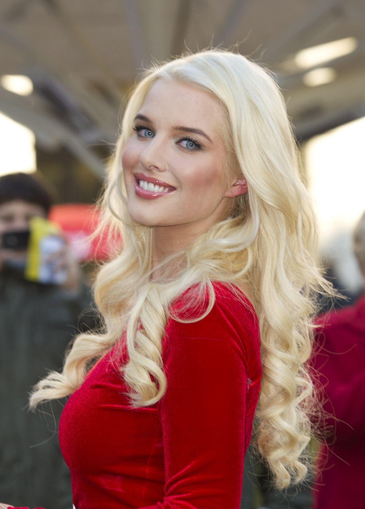 Hot blonde sexy girl-3690