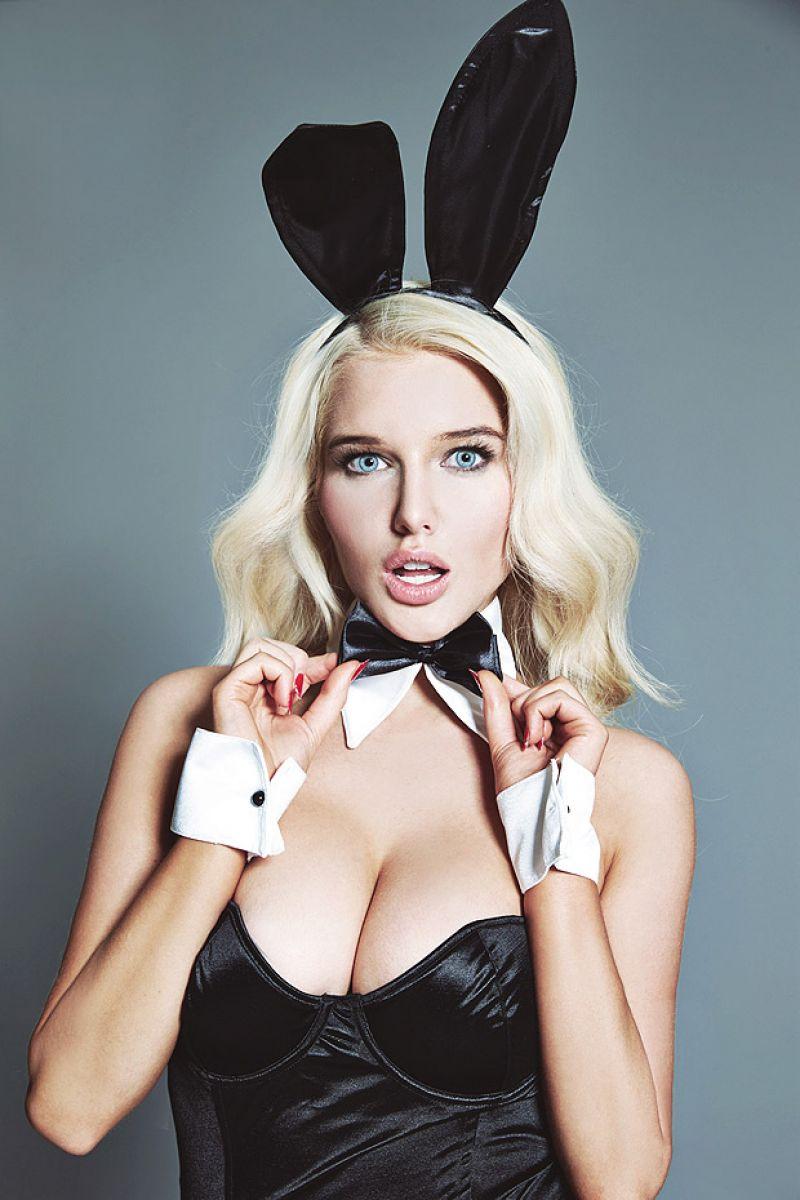 Helen Flanagan - Playboy Bunny Girl - December 2013