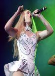 Iggy Azalea Performs - Wild Jam in San Jose - December 2013