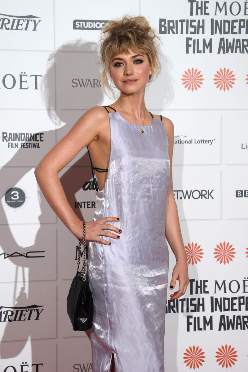 Imogen Poots at- Moet British Independent Film Awards - December 2013