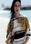 Jacquelyn Jablonski - VOGUE Magazine (Russia) - January  2013 Issue