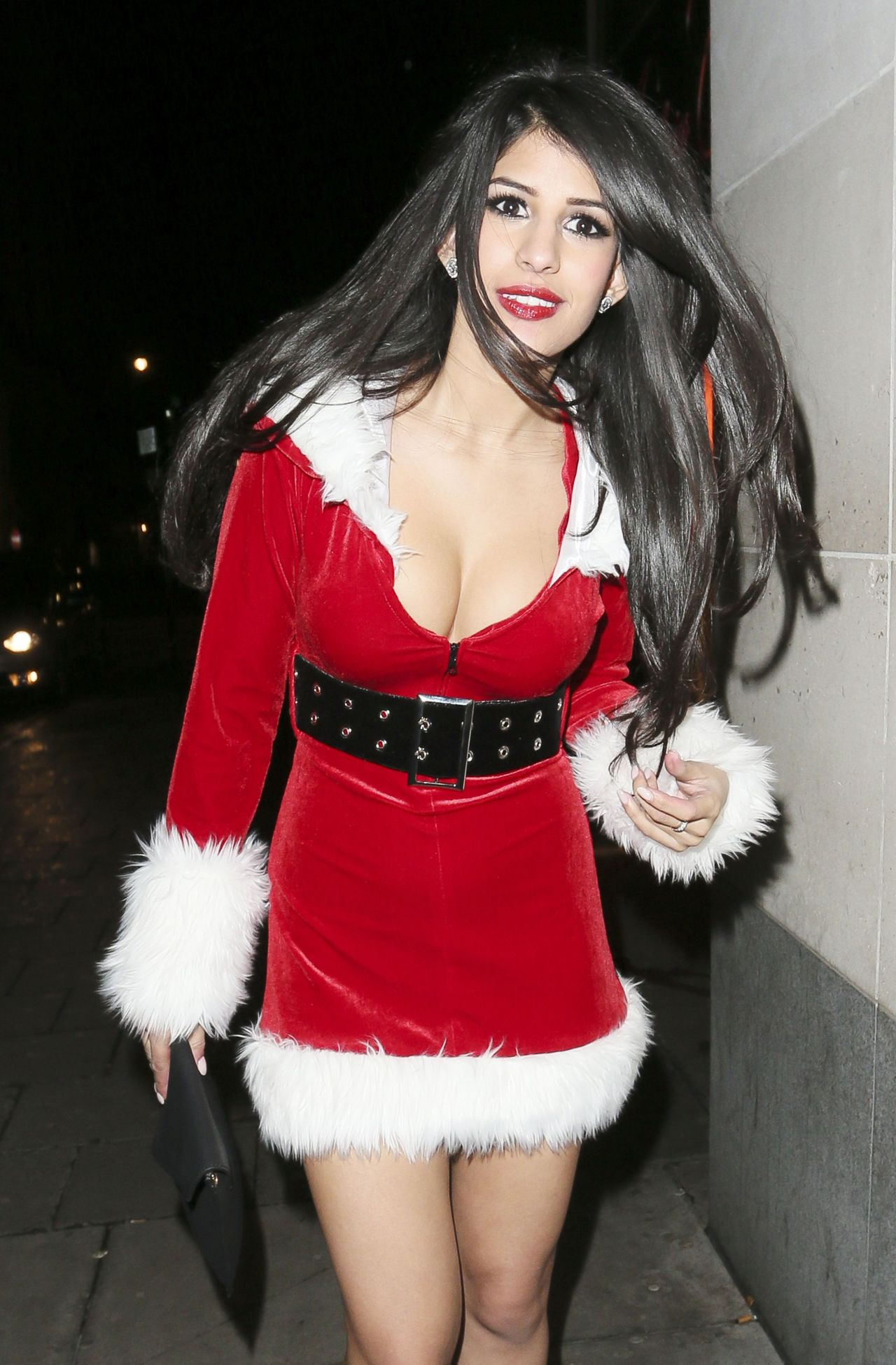 Jasmin Walia - Mayfair Photos - December 2013