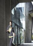 Jeon Hye-bin Photoshoot - Arena Fall/Winter 2013 Sports Collection